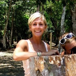 Sara King co founder of evolve abroad
